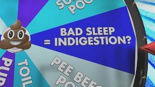 Is Bad Sleep Connected to Indigestion?