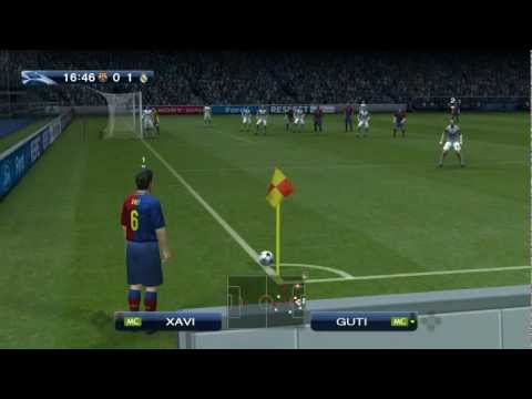 Barcelona Vs Real Madrid PES 2009 PC [Parte 2]