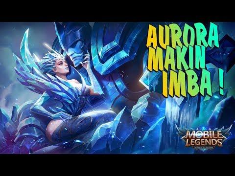 Update Terbaru Aurora | Mobile Legends Indonesia