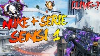 NUCLÉAIRE SENSI 1 en LIVE + GROSSE SÉRIE   BLACK OPS 3 DLC #1 AWAKENING GAMEPLAY   DÉFI #1