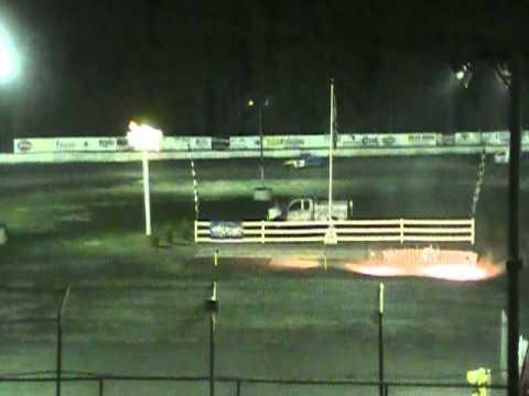 Bear Ridge Speedway Hornet Feature 9-3-2011
