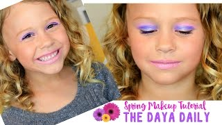 Daya Spring Makeup Tutorial