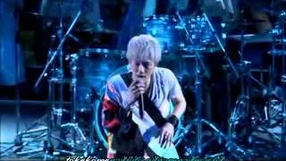 Repeat youtube video SPYAIR - Samurai Heart (live) ENG subs