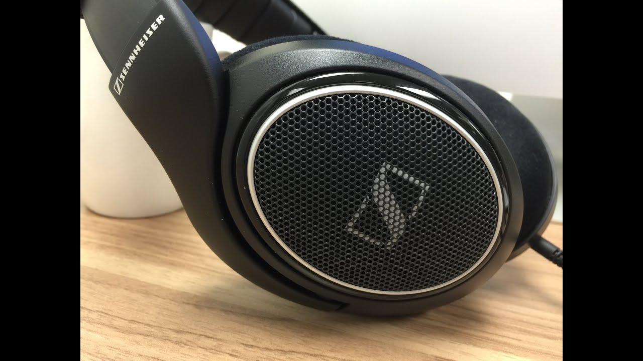 Sennheiser HD 598 Special Edition - Best Headphones Under $200! - YouTube