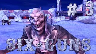 SIX - GUNS Faroeste Sobrenatural ( Vampiros de metal ! ) - Gameplay Android / Parte 3