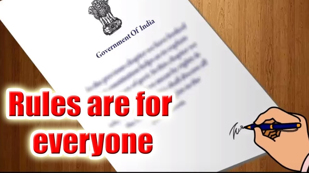 Class 5 I Rules are for everyone   EVS   English Medium   Maharashtra State  Board   Home Revise