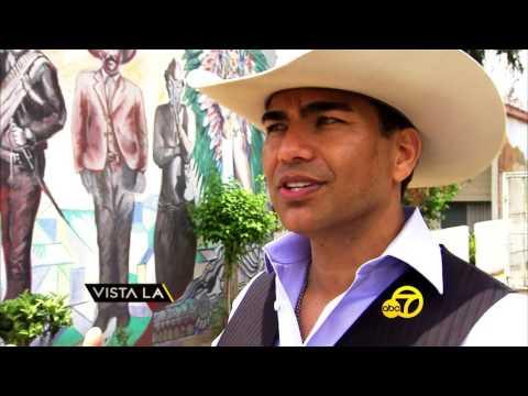 AGUILA REAL TEQUILA - VISTA LA Miguel De Los Rios Interview