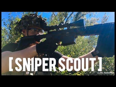 SNIPER SHOWDOWN | Sniper scout| Devils Playground