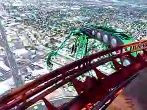 Stratosphere Tower Roller Coaster Accident stratosphere tower roller ...