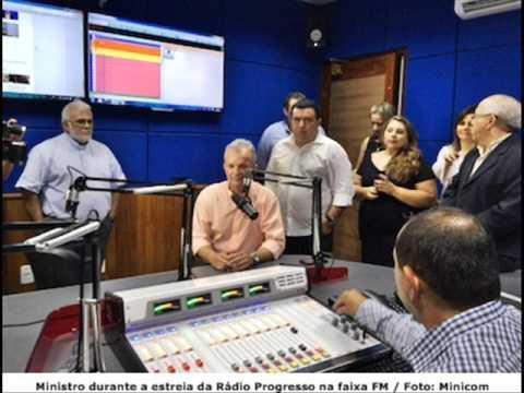 RÁDIO PROGRESSO AM,MIGRA PARA A FAIXA FM