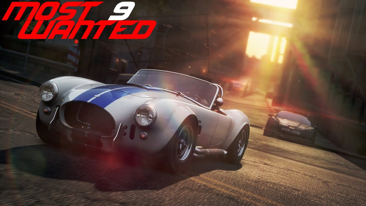 Shelby Cobra 427 - Most Wanted 9 || Need For Speed Most Wanted - YouTube