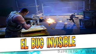 WHAT WAS MISSING FORTNITE Fornite: A bug makes INVISIBLE TO PLAYERS !