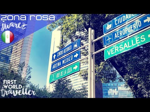 ZONA ROSA & JUAREZ MEXICO CITY | SEX...