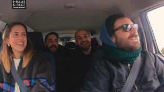 Τα Τρία Μούτρα στο Comedy Rides | Luben TV