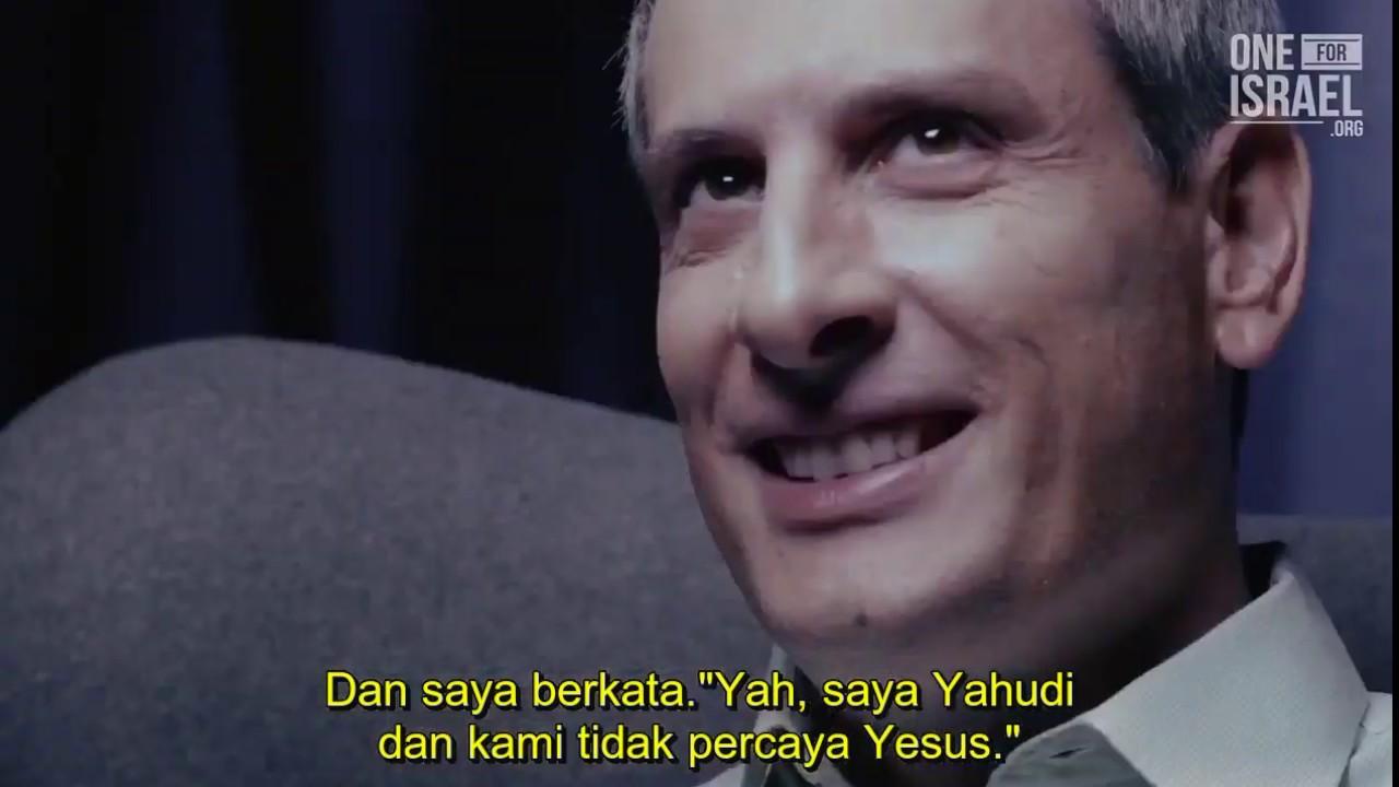 Kesaksian Psikolog Israel Dr. Erez Soref; Menerima Yesus Kristus Sebagai Mesias Juru Selamat