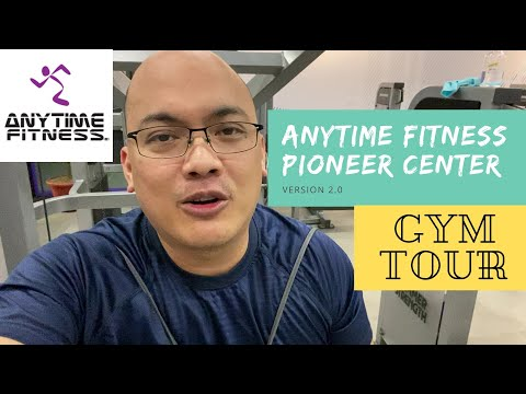 Anytime Fitness Pioneer Center Version 2.0 - GYM TOUR