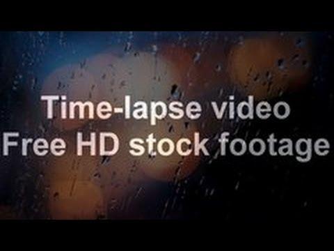Time-lapse video - Free HD stock footage - orangeHD.com