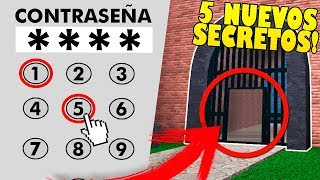 5 new secrets in ROBLOX that if not you see this VIDEO never SABRAS!