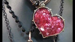 Susan Lenart Kazmer Makes Faux Stones on Beads, Baubles & Jewels (2005-1)