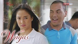 Wagas: Ang babaeng nagpatigil sa mundo ni Marlon