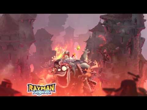 Análisis Videojuego Rayman Legends