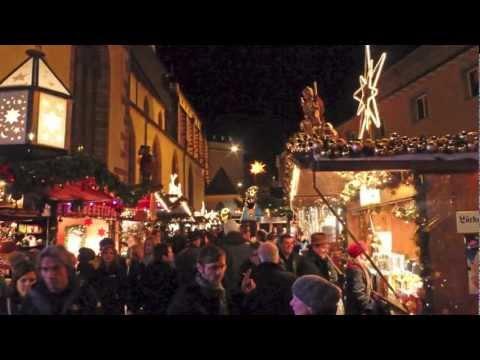Basel Weihnachtsmarkt Photo