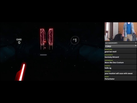neo becomes the beat saber queen