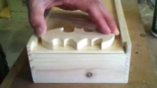 Sliding Lid Box 9a