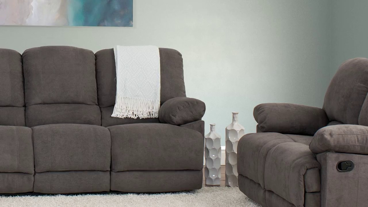 Reclining Sofa And Recliner