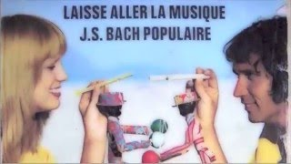 Stone & Charden - J.S. Bach Populaire (1972)