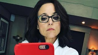 Julia Louis-Dreyfus Posts After Chemo as She Fights Cancer