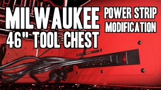 "Video HOW TO : Milwaukee 46"" Tool Chest Power Strip Modification download MP3, 3GP, MP4, WEBM, AVI, FLV Juni 2018"