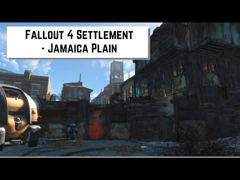 Fallout 4 Settlement - Jamaica Plain