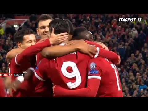 Arab commentator go crazy for Liverpool vs Spartak Moscow 7-0 (Issam Chawali)