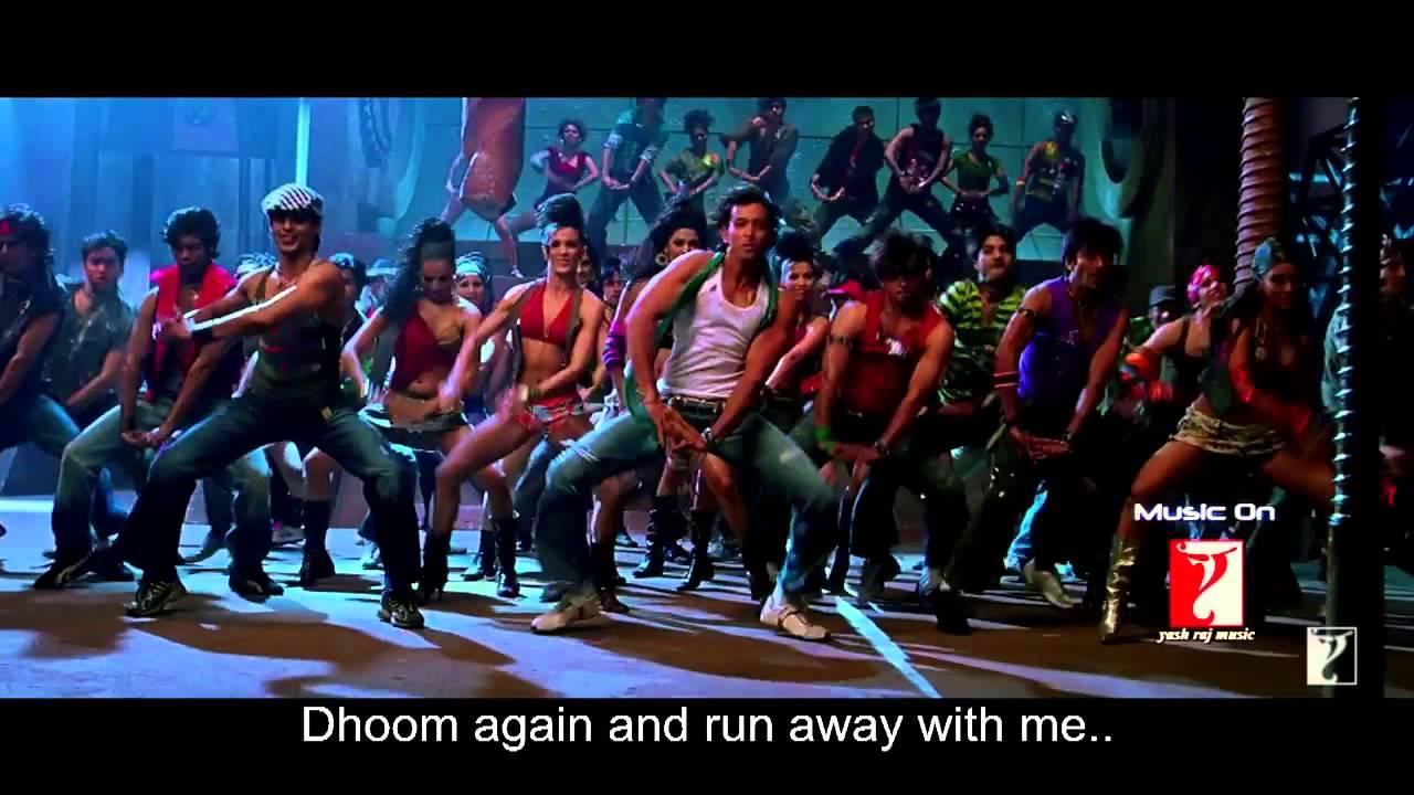 Dhoom Again - Hrithik Roshan | Full song in HD v1 ( Dhoom ...