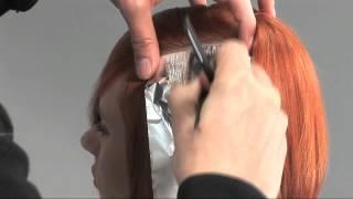 Нанесение краски в технике свободной руки - видео-урок