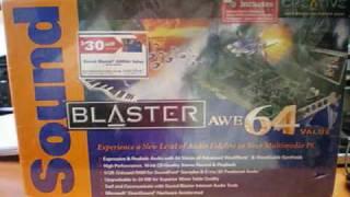 MIDI Mania | 90s PC Game Music (Disc 2 of 2) - Sound Blaster AWE64