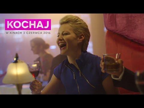 KOCHAJ - oficjalny zwiastun komedii
