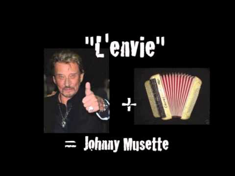 johnny musette l 39 envie by hasta siempre youtube. Black Bedroom Furniture Sets. Home Design Ideas