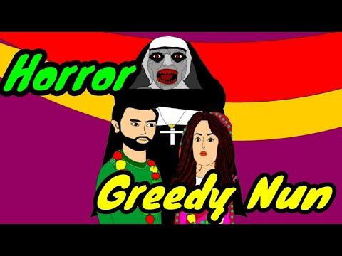 My Husband 2 |Scary Cartoon | Hindi Horror Stories Animated