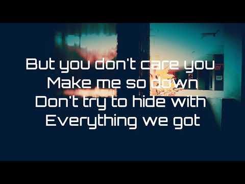 Killing Me Inside - Let It Go (lyric Video)