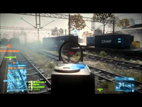 Cómo mejorar en Battlefield 3: Guía 1: MOVILIDAD!