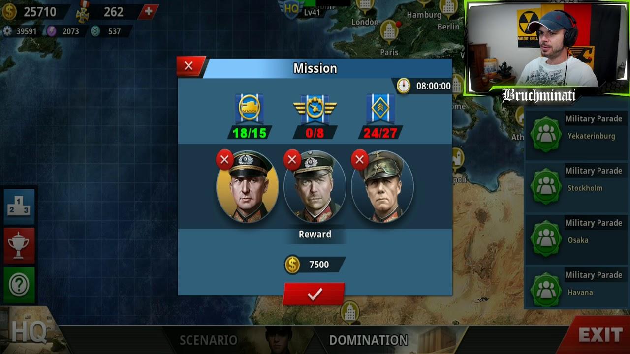World Conqueror 4 Instant Mission Complete Trick