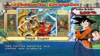 Dragon Ball Z Budokai Tenkaichi 4 - Modo historia Saga Super MODS La Resurreccion de Freezer #3