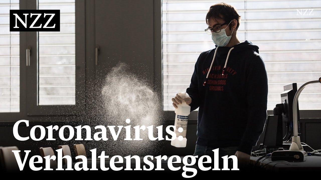 Download Coronavirus: Arzt erklärt die wichtigsten Verhaltensregeln