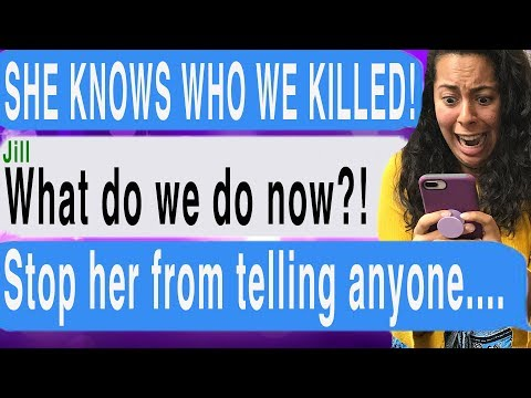 I KILLED MY BEST FRIEND!!! ( Doppelgänger #2 | Tap Scary Text Message Story)