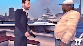 GTA Liberty City Stories Walkthrough Gameplay Part 17 - He Just Teleported! | 1080p (PPSSPP)