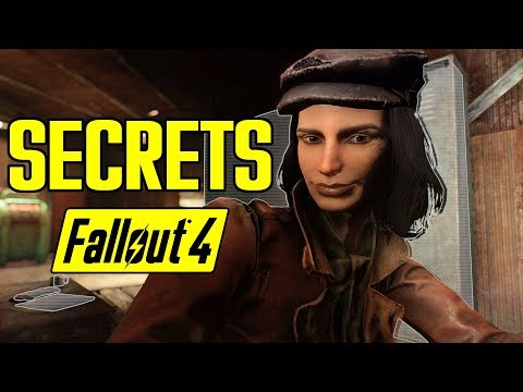 Fallout 4 - PIPER'S SECRET FRIEND? - SECRETS OF THE COMMONWEALTH - Quest Mod