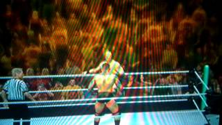 WWE 12 - Randy Orton Vs Stone Cold Steve Austin