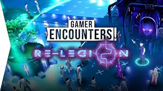 WOLOLO Cyberpunk! - Re-Legion ► New RTS Strategy Gameplay - [Gamer Encounters]